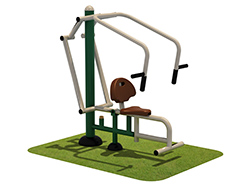 Classical Outdoor Gym Equipment