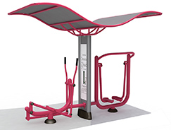 Luxury Park Gym Equipment