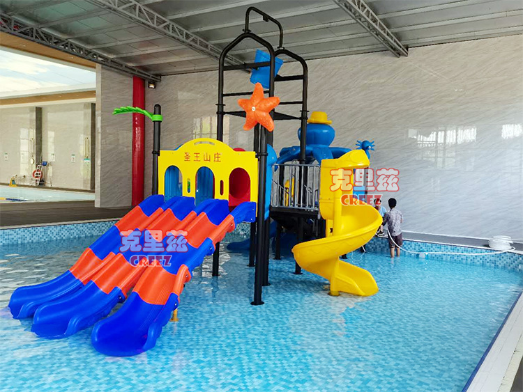 aquatic playground supplier